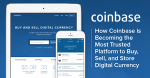 What type of cryptocurrency can you buy on coinbase